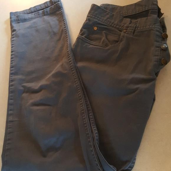 deft design beauty super cute Blue denim pants men, size 31,H and M